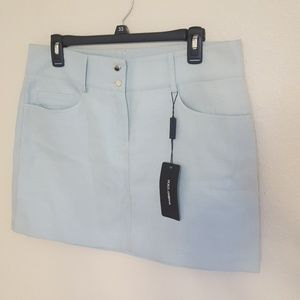 Brand new Dolce & Gabbana pale blue skirt 44/10